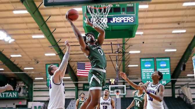 Warren Williams is coming off a junior season with the Manhattan College Jaspers that saw him garner All-MAAC Third Team honors. And after getting a chance to play for his home country of Jamaica, Williams still has two years of college eligibility remaining thanks to the coronavirus pandemic.