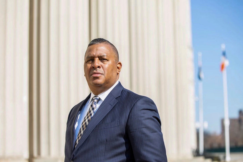 John Rodriguez says he's running to be a civil court judge in the Bronx because he wants to bring respect and competence back to the bench. Rodriguez is one of five candidates running for two civil court judgeships in the June 22 Democratic primary.