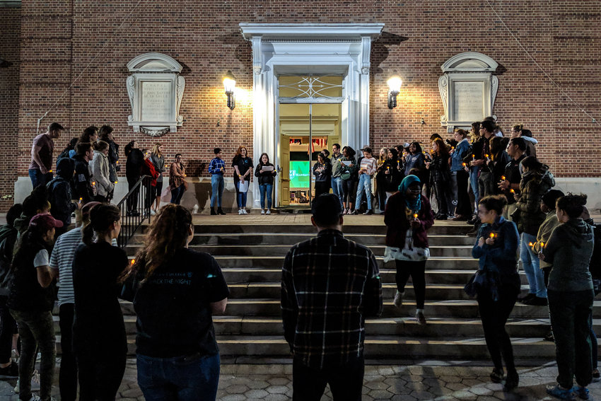 The Lasallian Women and Gender Resource Center at Manhattan College was started five years ago partially to address issues with the college's consent code, says faculty co-director Jordan Pascoe. The center supports state Sen. Alessandra Biaggi's bill intended to strengthen legal protections for rape and sexual assault victims who also chose to drink.
