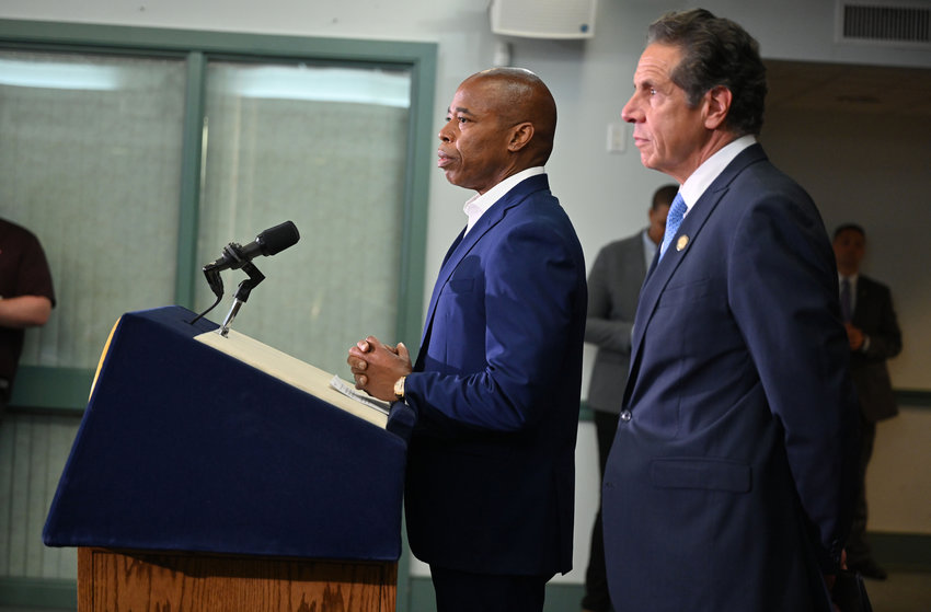 Eric Adams will likely be New York City's next mayor. And now, more than ever, his education policies will be crucial as he's set to take the helm of the nation's largest school system in what is hoped to be the aftermath of the coronavirus pandemic.