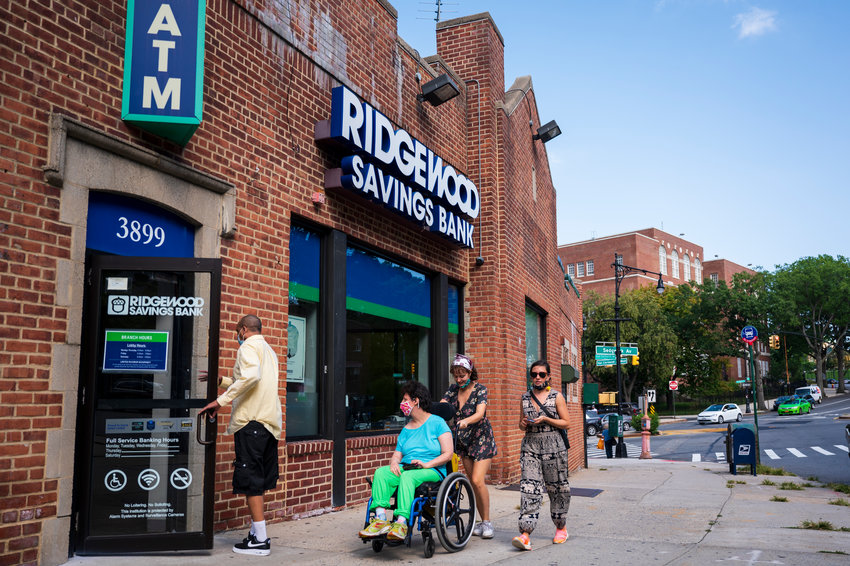 Until a couple of weeks ago, it looked as if Ridgewood Savings Bank in Van Cortlandt Village would be just the latest local financial institution to shutter. But thanks to an effort led by Community Board 8 and others, Ridgewood renewed its lease to keep its 3899 Sedgwick Ave., branch open.