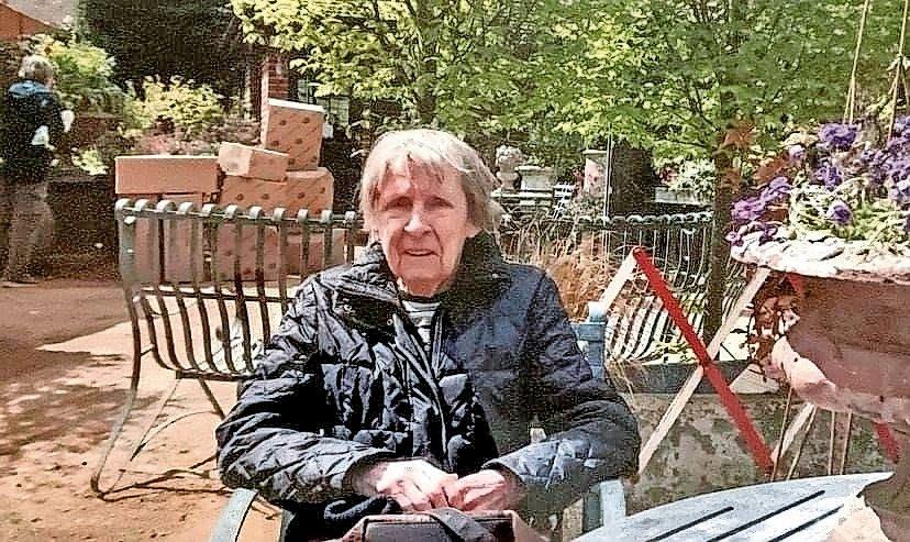 Mireille Buckner was 95.
