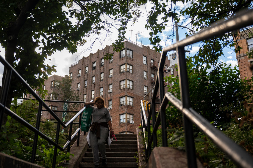Tenants are still waiting for the landlord at 99 Marble Hill Ave., to make enough improvements to their building where it's at least livable. The property has been hit with more than 350 city violations over the years, but all some tenants want this winter is heat.