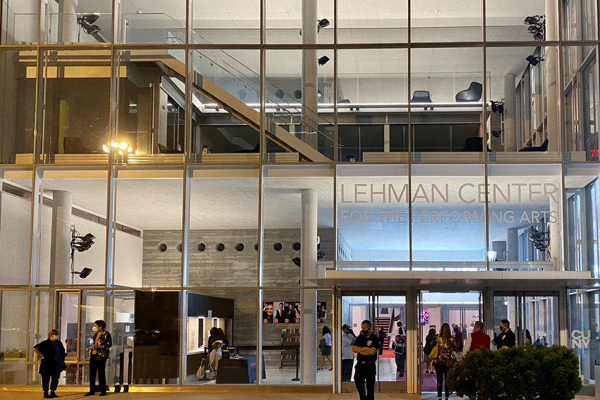 For the first time in 19 months, the front doors of the Lehman Center for the Performing Arts reopened, welcoming audiences to hear Puerto Rican sensation Andy Montañez. When the venue shut down in March 2020, many longtime patrons chose not to accept refunds — a key factor that allowed the center to reopen this month.