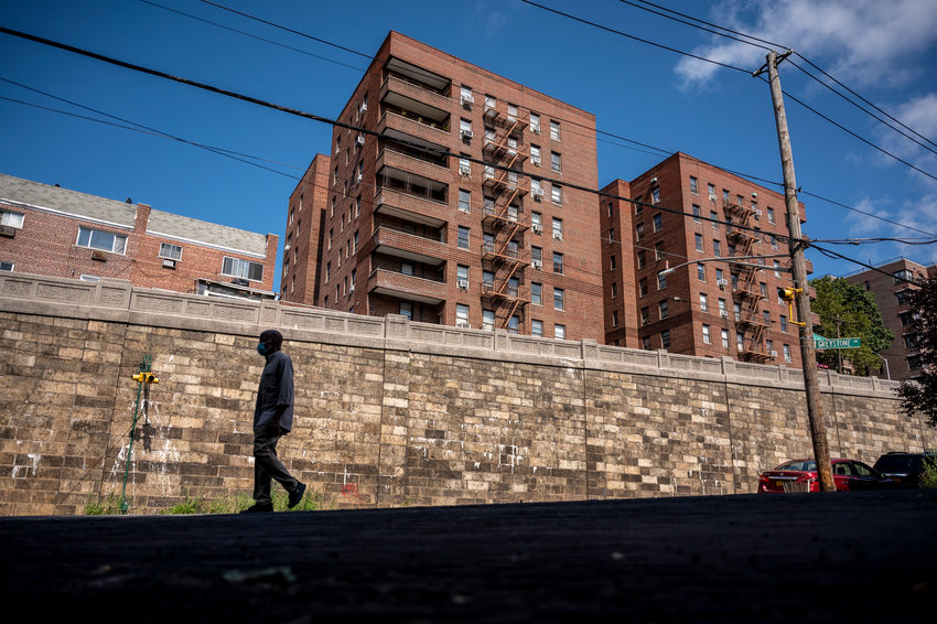 Apartment buildings like 500 W. 235th St., welcome tenants who tend to enjoy rent-stabilized units. But a group of tenants took their landlord to court back in 2017, claiming they overcharged rent through a tax abatement program that allows landlords to raise rent based on the amount of renovations they've done to a unit.