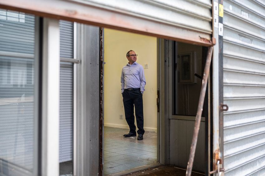 Michael Gilbert believes low interest rates are driving the rapid sales pace of property on the market — all despite the coronavirus pandemic, which has caused many businesses to shut down and forced many more out of stable jobs.