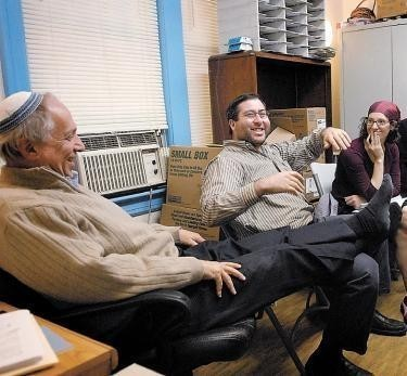 Hir Is Proud But Sad To Bid Rabbis Farewell The Riverdale Press Riverdalepress Com