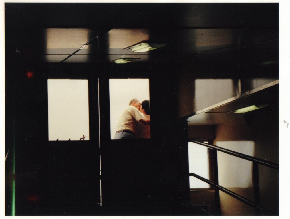 """Stolen Kisses"" (on the ferry)"