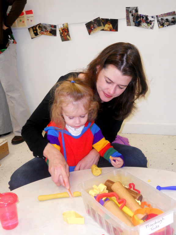 Riverdale Nursery School Toddler Program Open House Pic Caption From Nikki Credit Photo