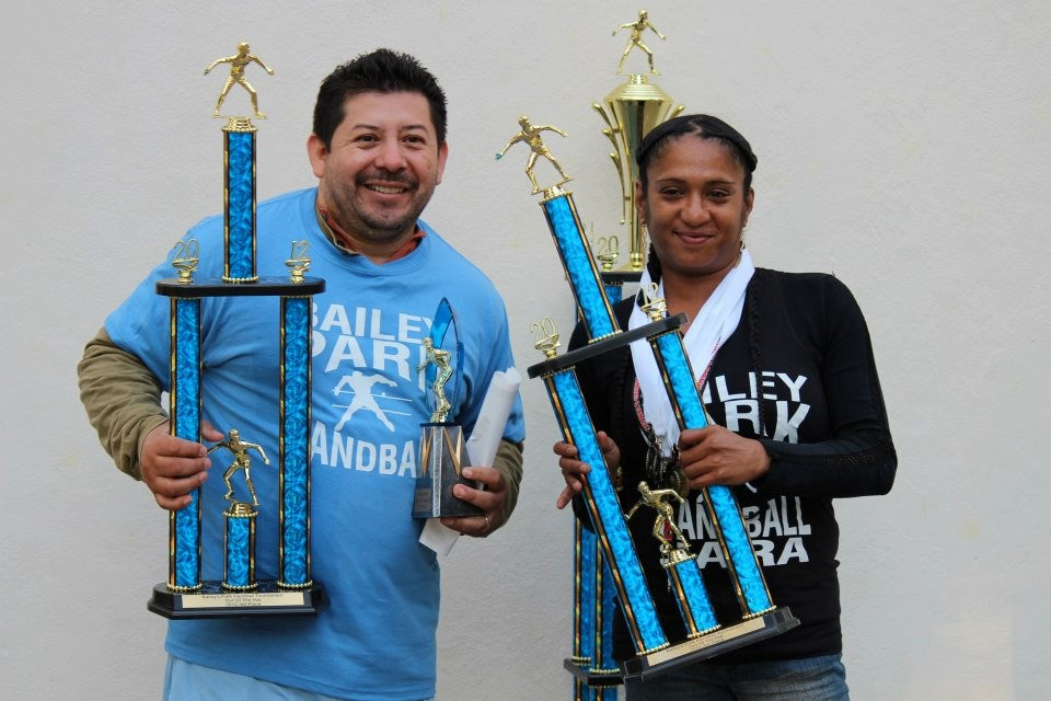 3rd place winners Carlos & Anthony Molina