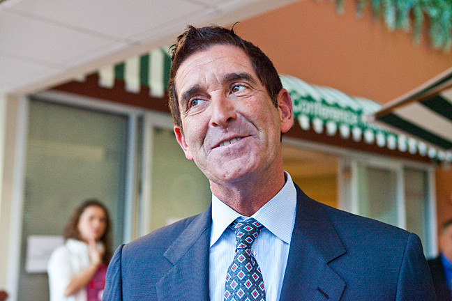 Jeff Klein, pictured here, and Dominick Calderoni have been closely paired in the legal work they've done as judicial court appointees— so closely, in fact, that some clients told 'The Press' they were confused about which attorney was in charge.
