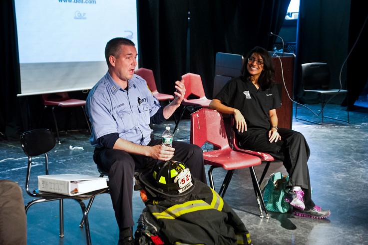 Want to be a fireman | The Riverdale Press | riverdalepress com