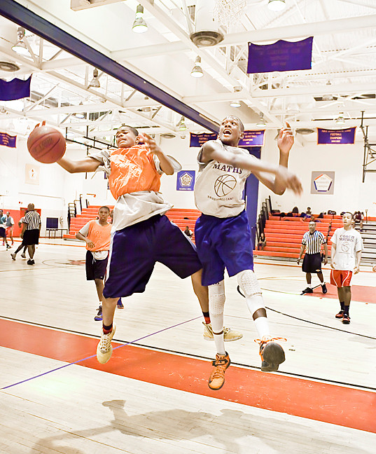 Denver Basketball Shooting Camps: A Basketball Camp Where Lessons In Life Are As Important