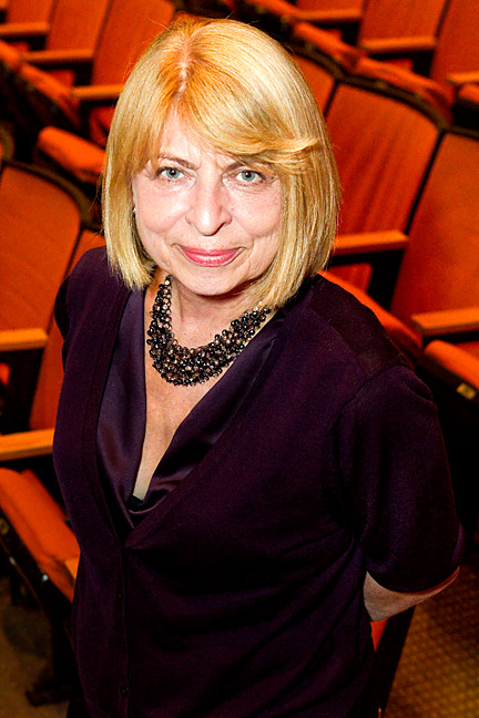 Eva Bornstein, Executive Director of the Lehman Center for the Performing Arts