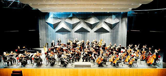 Haifa Symphony Orchestra of Israel will perform works by Beethoven and Weber on Feb. 6.