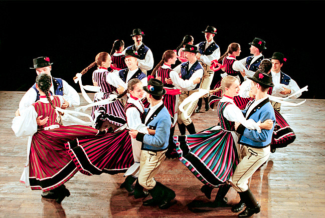 The Hungarian State Folk Ensemble will appear on Nov. 17.