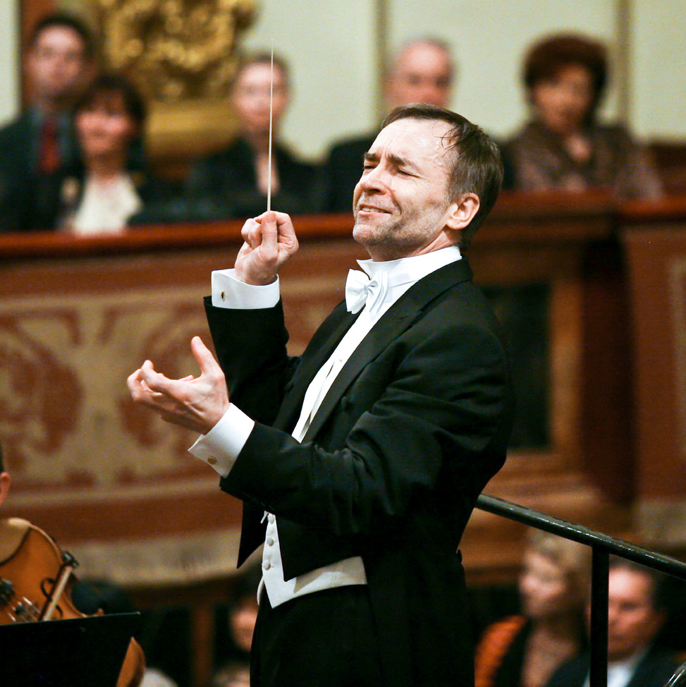 Conductor Boguslaw Dawidow says the moment he began working with the Haifa Symphony Orchestra, he felt a connection.