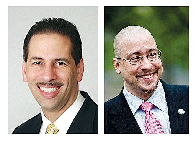 For Senate, 33rd district (including Kingsbridge and central Bronx): Fernando Cabrera, challenger, and Gustavo Rivera, incumbent
