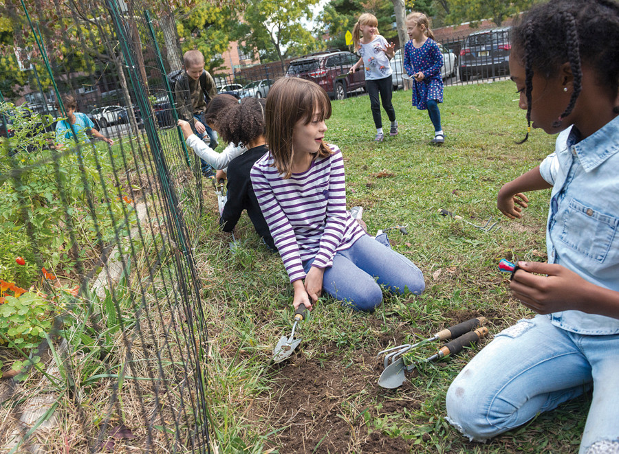 Learning grows at P.S. 24 | The Riverdale Press ...