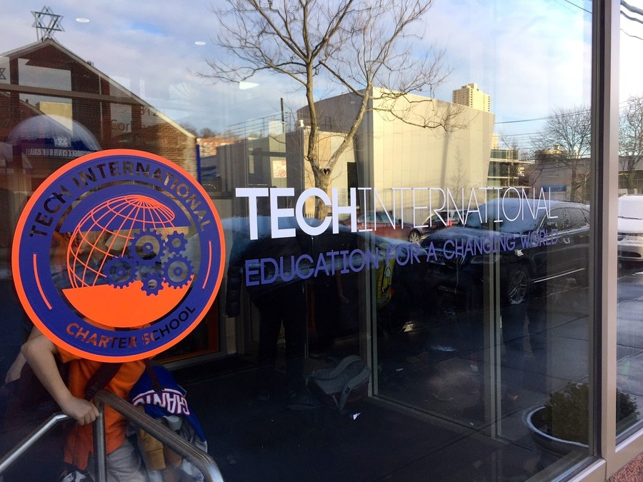 Tech International Charter School in Kingsbridge is slated to close at the end of the school year.
