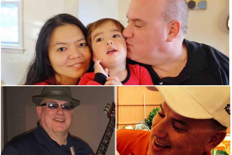 Chris Carucci Sr., a longtime Riverdale resident and businessman, was shot and severely injured. Now his family is asking for donations to help cover medical bills.