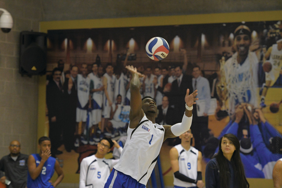 Even though they lost in the semifinals, the Lehman volleyball team made a strong showing in the CUNY Athletic Conference this year, and they're hopeful about the future.
