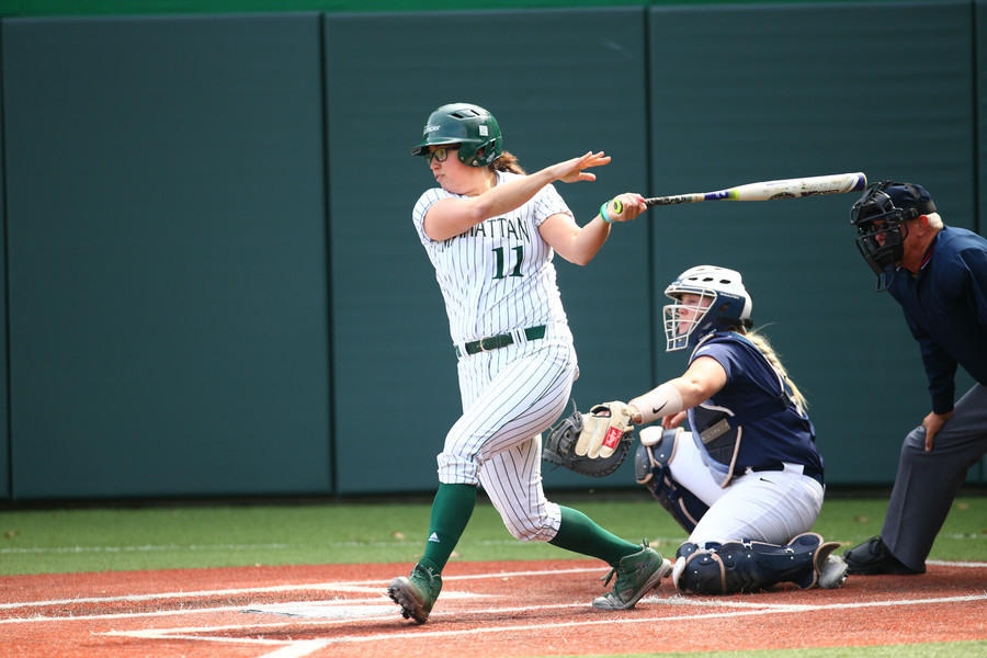 The Jaspers softball team came up short in their bid to host the MAAC postseason tournament. But with the conference tournament set to begin this week, bigger goals await.