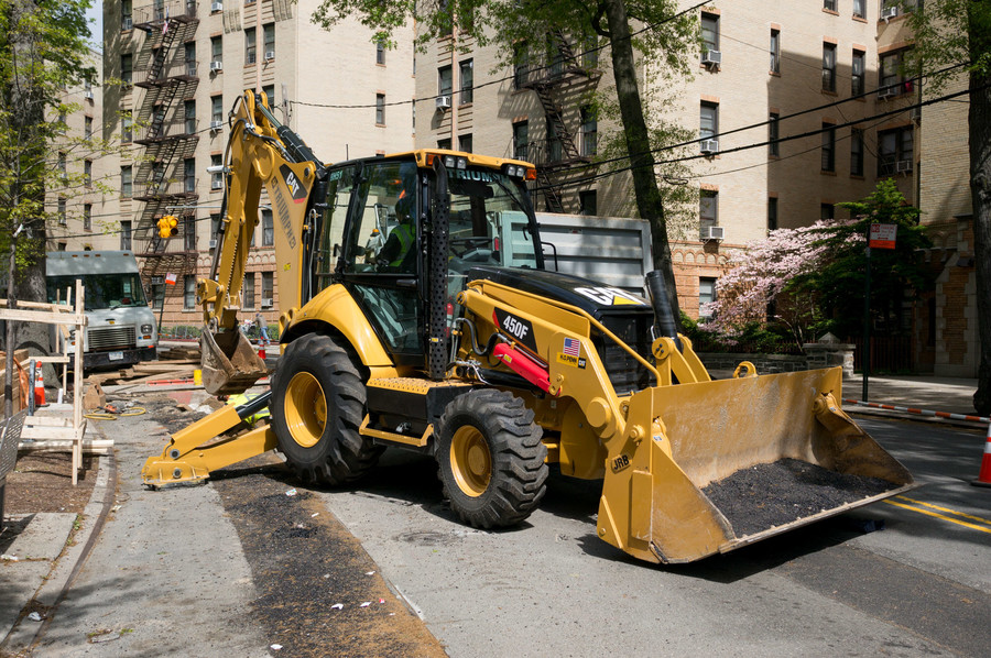 Bulldozers and exposed electrical lines seem to be the new normal for people living on Sedgwick Avenue as Con Edison is in the midst of working on the street for 18 months.