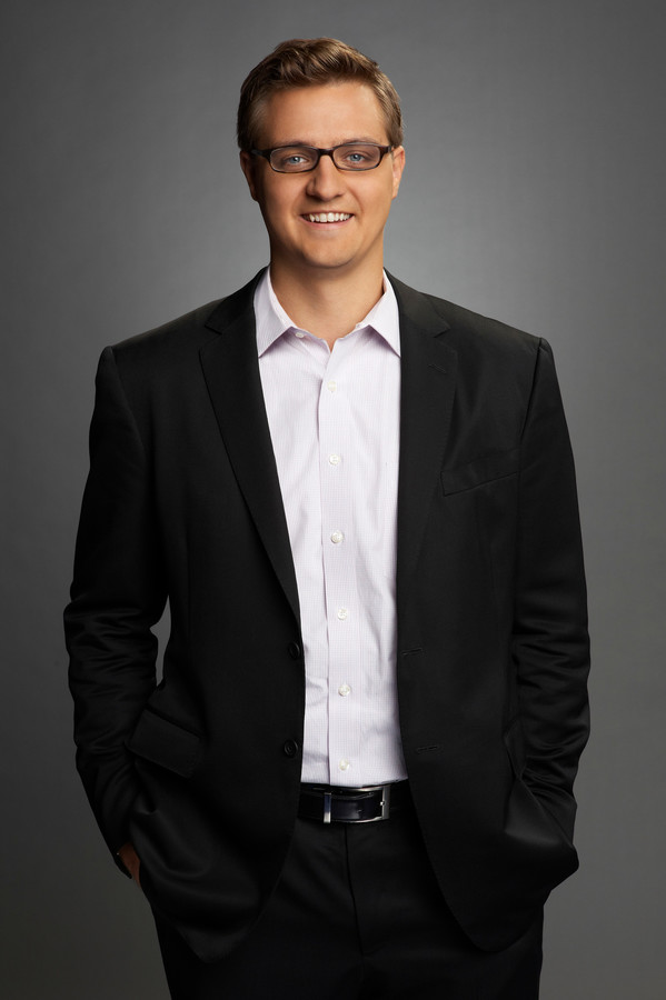 Chris Hayes, host of MSNBC's 'All In,' will promote his new book 'A Colony in a Nation' at Lehman College Sunday Night. Sales proceeds will help a new bookstore planned for the Bronx.