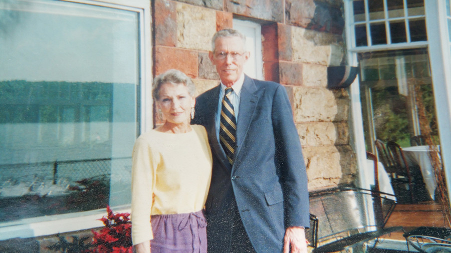 John Ryder reconnected with his high school sweetheart Lorna many decades after they first met, marrying in 2005. She died in 2011, and Ryder himself passed away May 17.