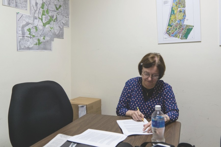 Rosemary Ginty is the new chair of Community Board 8, bringing in decades of experience in urban planning, including helping to establish the Natural Area District that helps protect Riverdale's greenbelt.