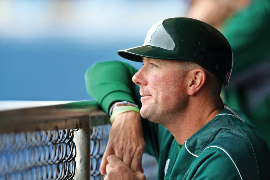 Manhattan baseball coach Jim Duffy traveled far and wide to land his nine-player recruiting class for next season, landing players from as close as New Jersey and as far away as Florida, California, Maine and Indiana.