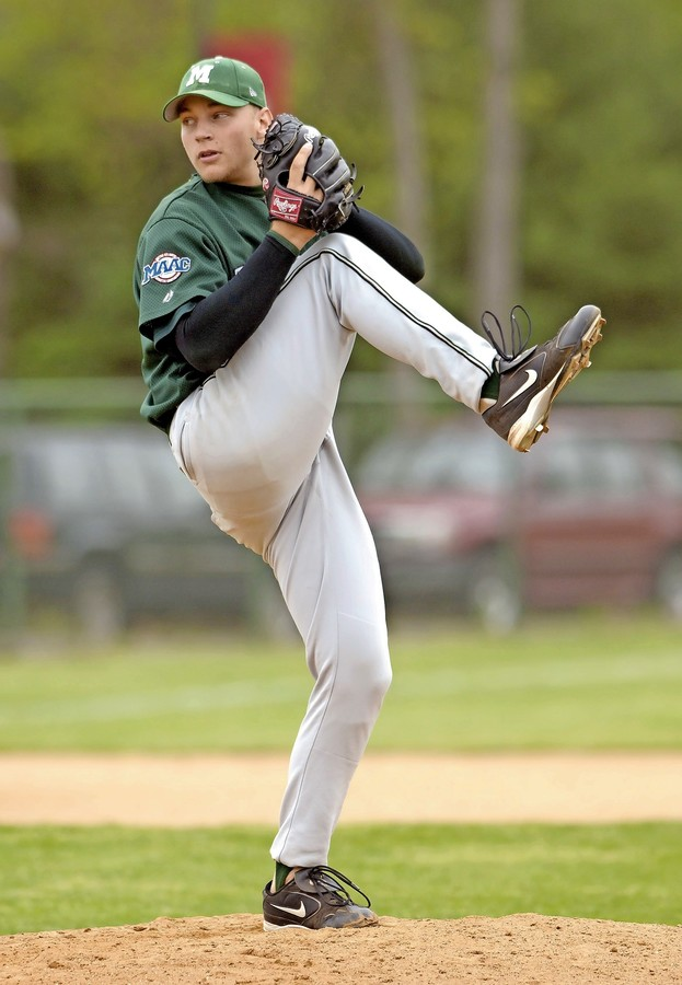 Former Manhattan pitching great Chris Cody will be one of the eight people inducted into the school's athletic hall of fame this fall. Cody was the ace of the 2006 Jaspers team that won the MAAC tournament championship and upset No. 6 Nebraska in the NCAA Tournament.