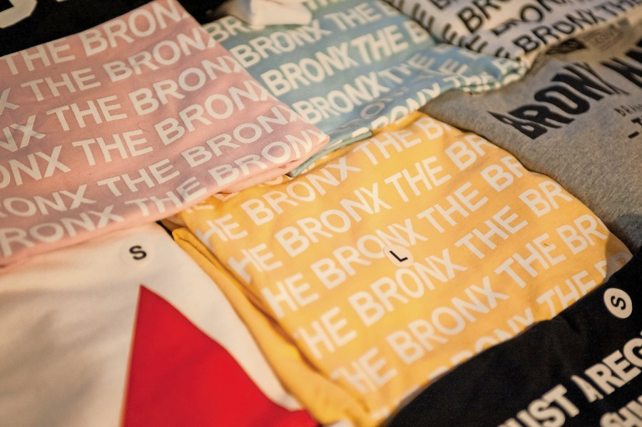 Clothing company Bronx Native offers a variety of shirts, hoodies and accessories that emphasize Bronx pride. The brand was started in 2015 by siblings Amaurys and Roselyn Grullon, who operate the business out of the South Bronx.