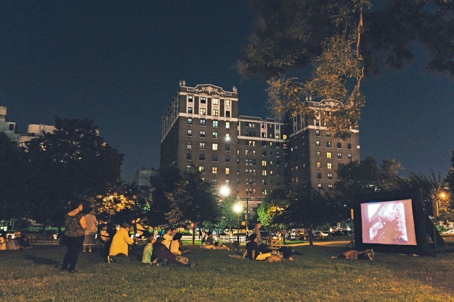 The Bronx World Film Cycle at Joyce Kilmer Park is just one of the ways Bronx World Film wants to bring films from around the world to educate and expand people's perceptions of the world around them. A similar film screening series takes place in December at La Nacional, known as the Spanish Benevolent Society, in Manhattan.
