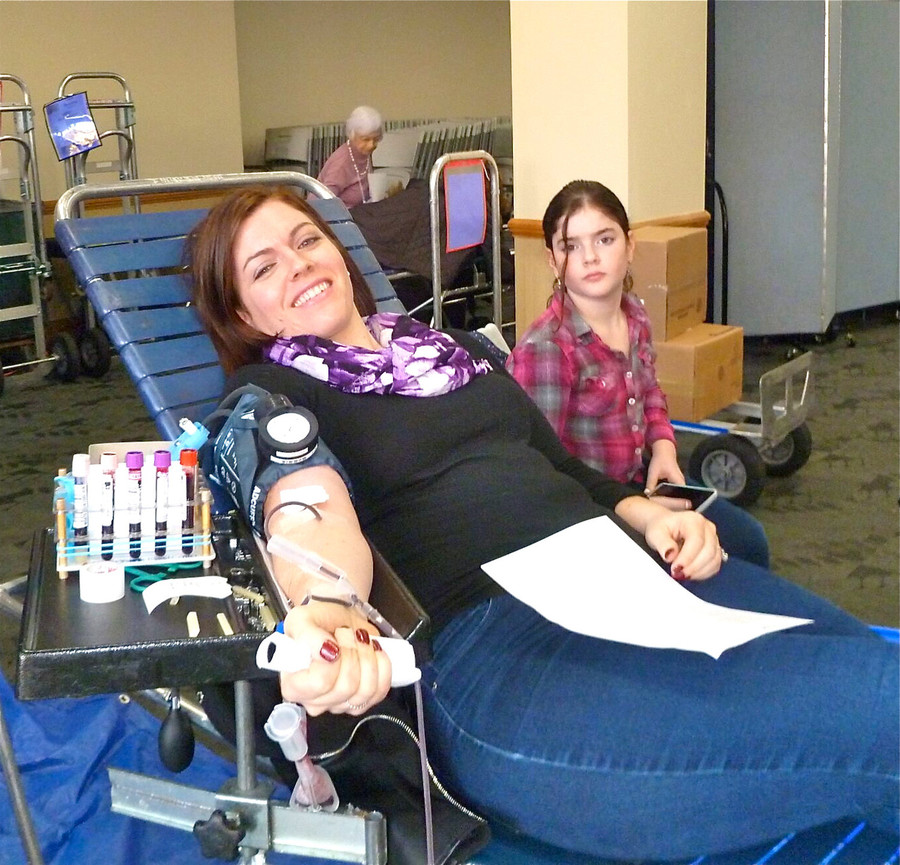 The Hebrew Institute of Riverdale, in partnership with the New York Blood Center, holds its 16th annual commemorative blood drive on Sept. 10 as part of its day of service in honor of those killed on 9/11. This year, the drive is also to help blood banks in the Gulf Coast, currently experiencing a shortage in the aftermath of Hurricane Harvey.