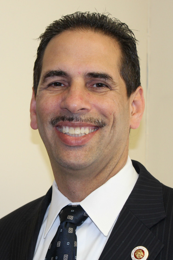 Councilman Fernando Cabrera has served in the 14th District since 2010.