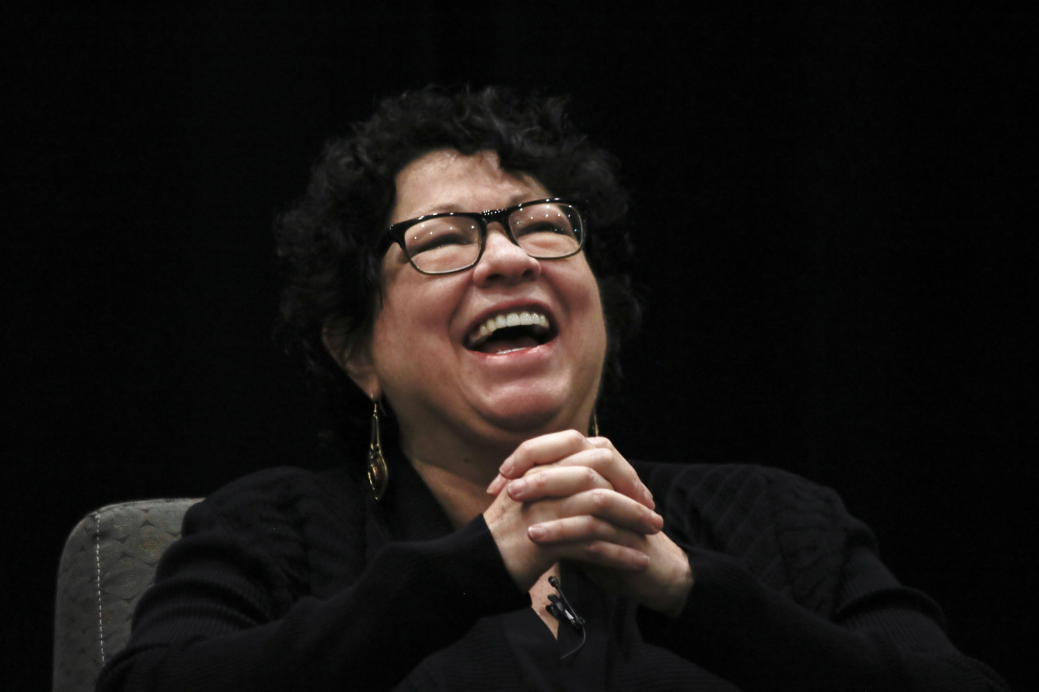 U.S. Supreme Court Justice Sonia Sotomayor made it clear that she did not want to miss the recent ALCS game between the New York Yankees and the Houston Astros during her visit at Hofstra University Law School on Monday. A lifelong Yankees fan, Sotomayor grew up in the shadow of Yankee Stadium in the Bronx.