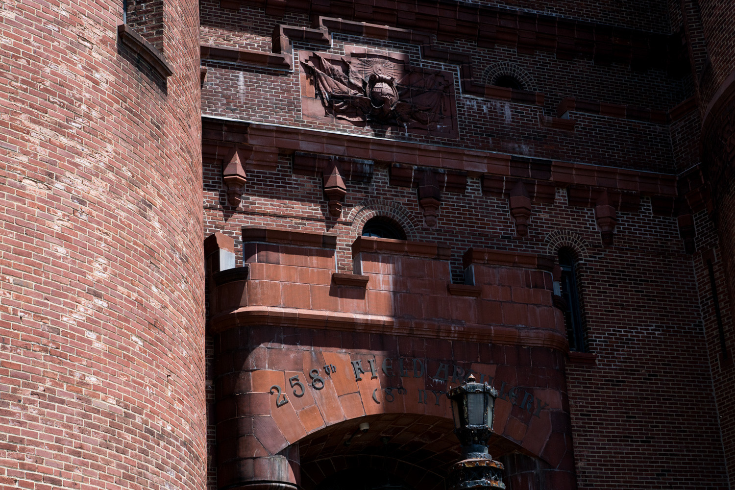 The century-old architecture gives the Kingsbridge Armory along Jerome Avenue near West 195th Street a bit of a medieval charm. Just like the European castles it's designed to emulate, the armory could practically house an entire city in its 750,000-square-foot space.