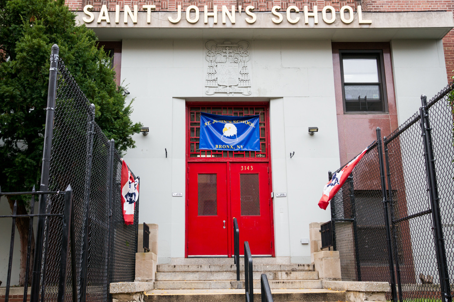The academic year got off to a shocking start at St. John's School with the unexpected departure of its former principal, who Melissa Cardona-Moore replaced. Some parents express concern Cardona-Moore has not made herself available to them and will hurt the school long-term.