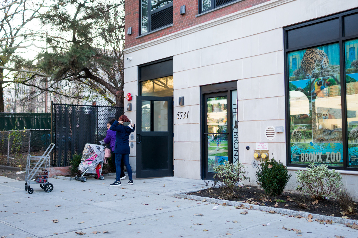 Neither the public nor the media were allowed to attend a recent 'community' meeting involving the new homeless transitional housing facility at 5731 Broadway.