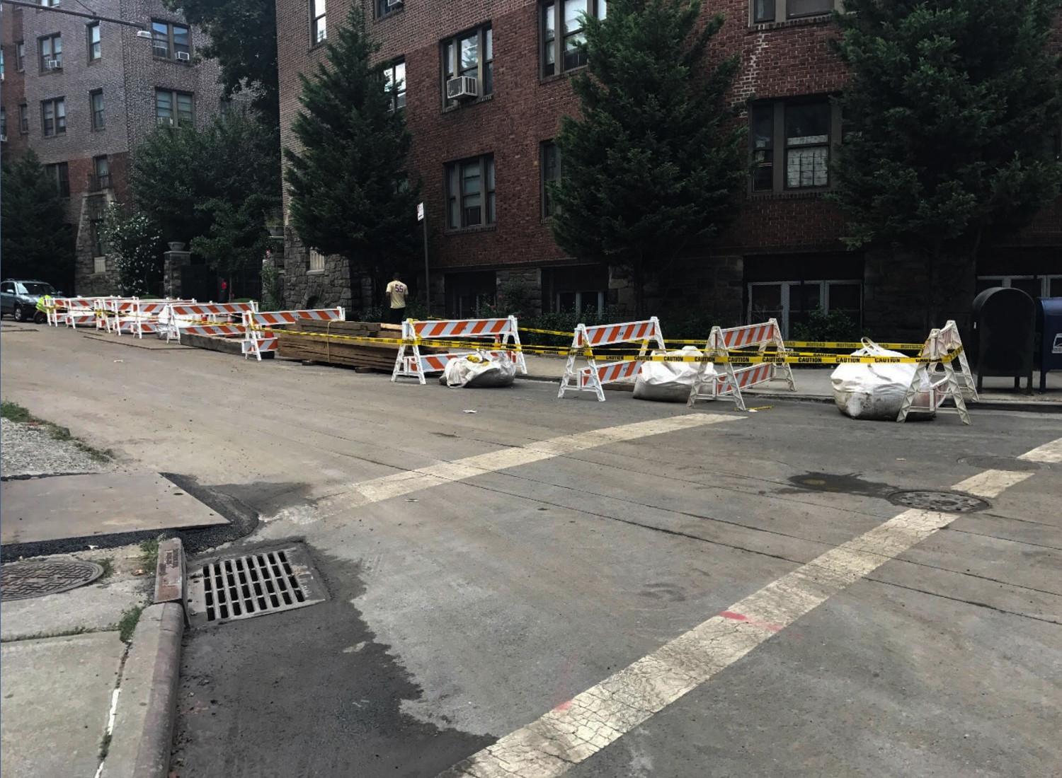 Even though Con Edison officials say their repair work is necessary, the work has disrupted life throughout the area with unannounced street closures and removal of parking spaces for extended periods of time. Residents have asked ConEd to coordinate more with community leaders, so that they can have advanced notice of the work.