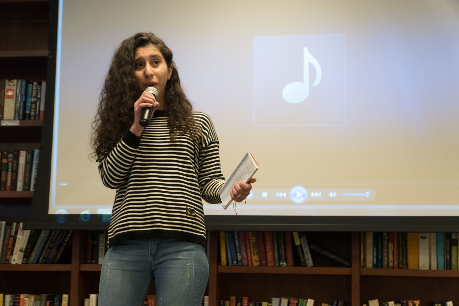 Nareh Galstyan, 16, shares her experience with the Children of Armenia Fund and as an exchange student in Baxter, Minnesota, as part of the Future Leaders Exchange Program, a U.S. government-sponsored exchange program that brings European and Eurasian students to the United States for an academic year.