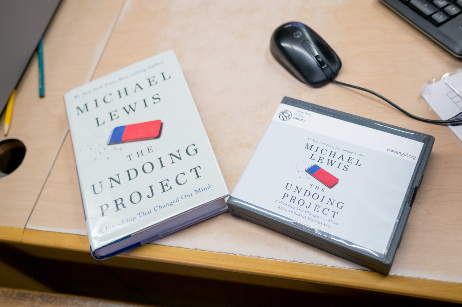In 2017, Michael Lewis' 'The Undoing Project' was the most checked out book at Riverdale's library. Overall, the New York Public Library says it saw a 7 percent increase in the number of books checked out from last year.