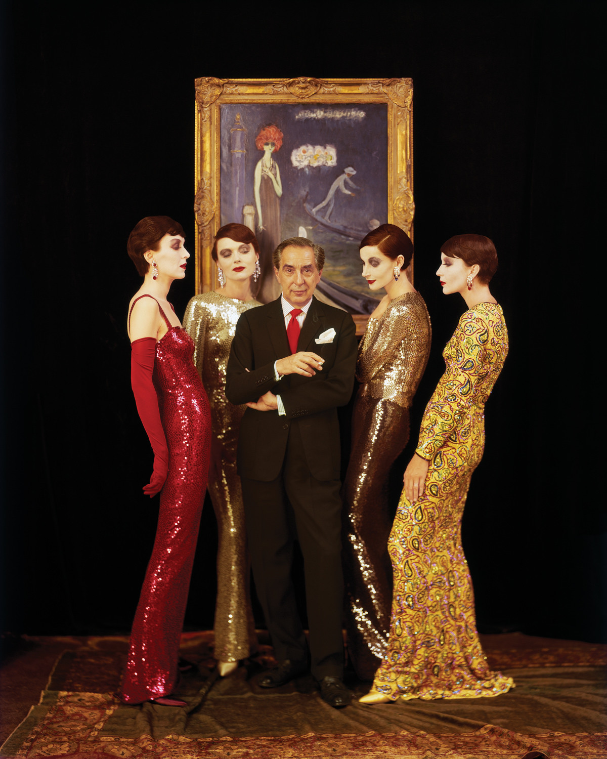 The exhibition 'Norman Norell: Dean of American Fashion' will show roughly 100 outfits and accessories by the designer at The Museum at Fashion Institute of Technology.