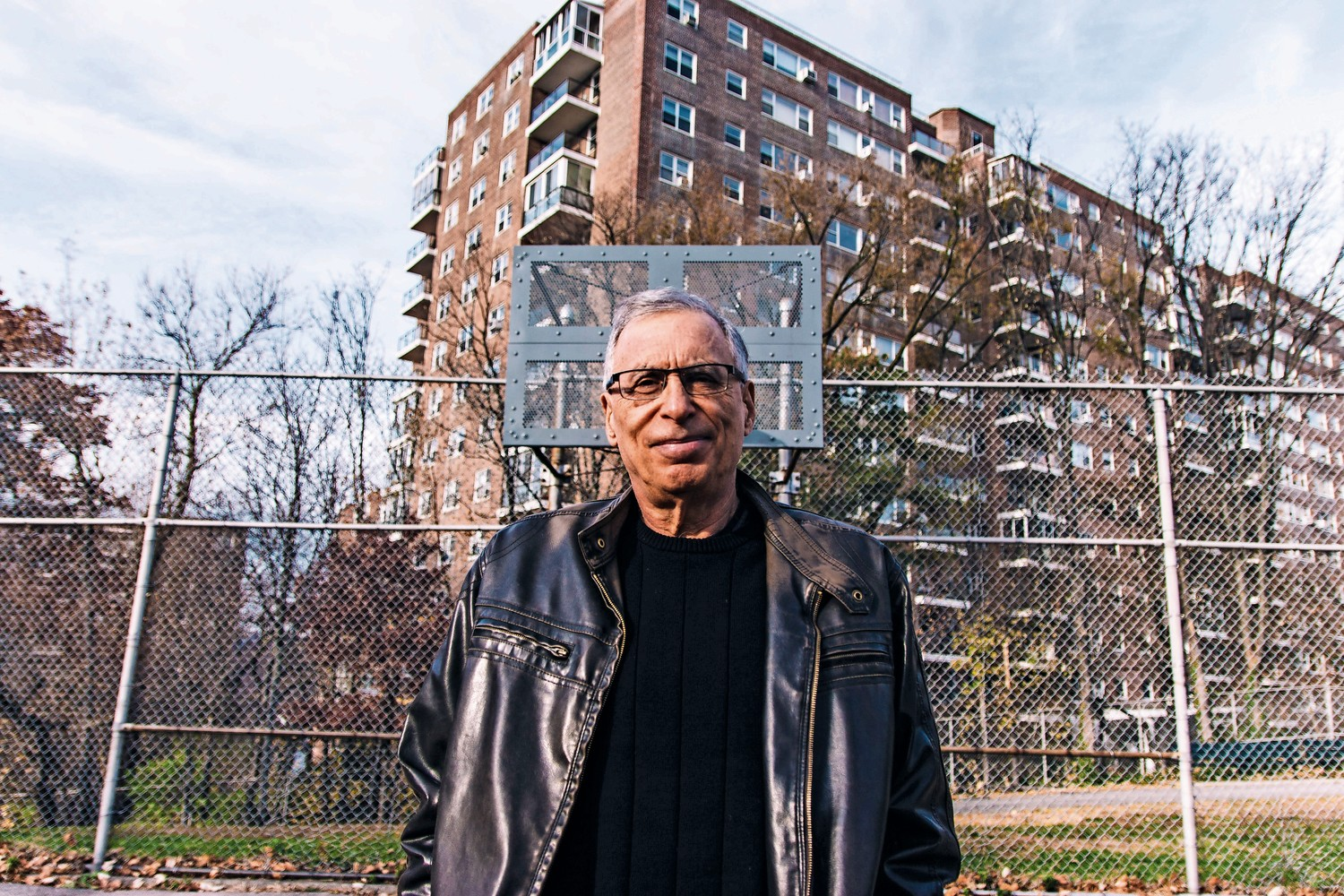 Dr. Paul Thaler said that his novel Bronxland, which released in mid-October, was influenced by his experiences growing up in the East Tremont section of the Bronx. The novel is set in the Bronx, circa the 1960s.