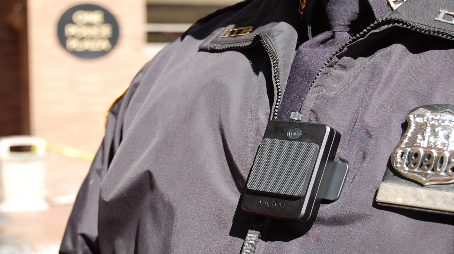 Mayor Bill de Blasio announced an accelerated plan to equip all patrol officers with body cameras by the end of 2018.