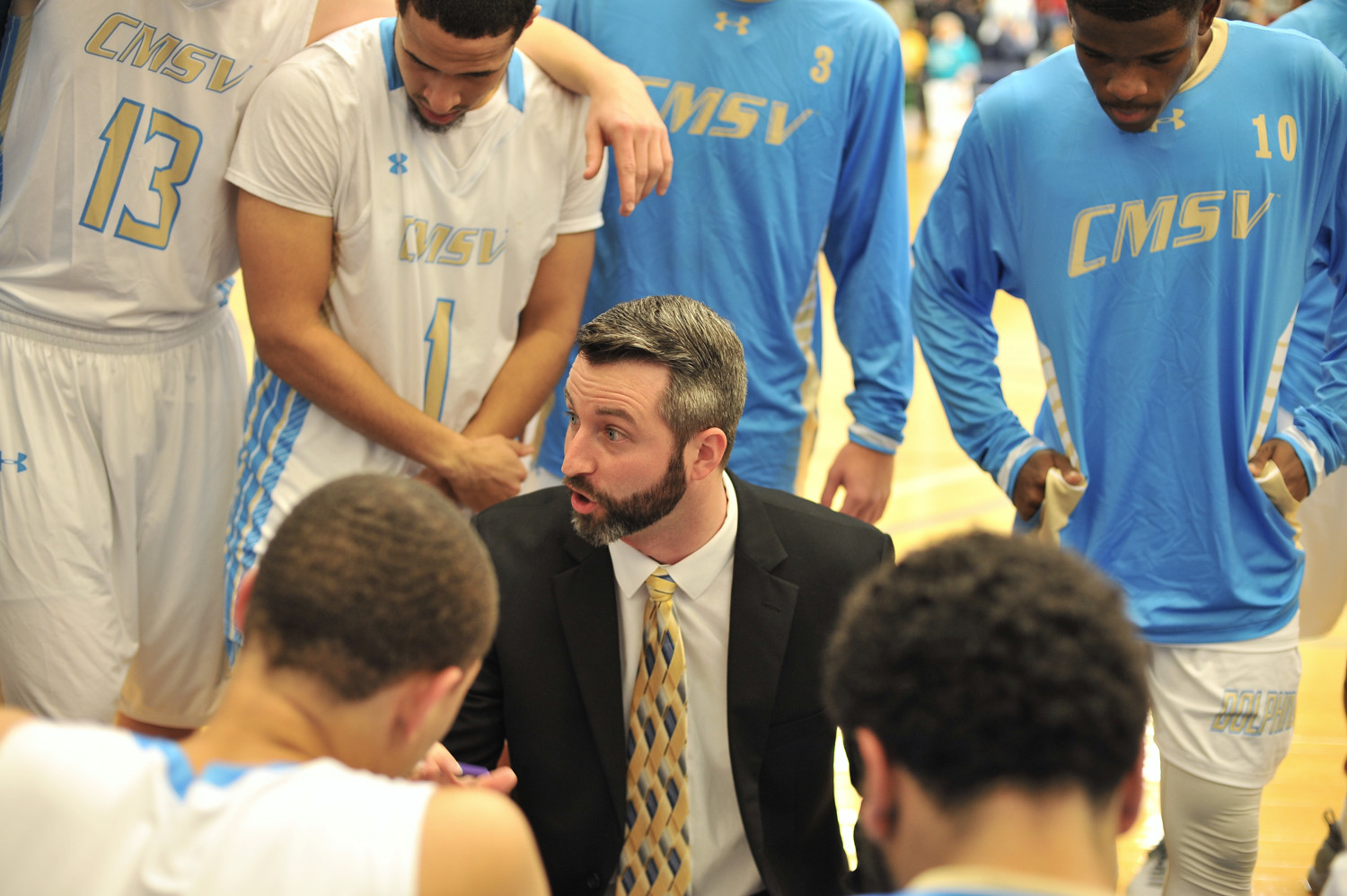 The College of Mount Saint Vincent enjoyed a remarkable turnaround under first-year head coach James Mooney. But the Dolphins' season came to an end in the Skyline Conference tournament semifinals last week against Purchase.