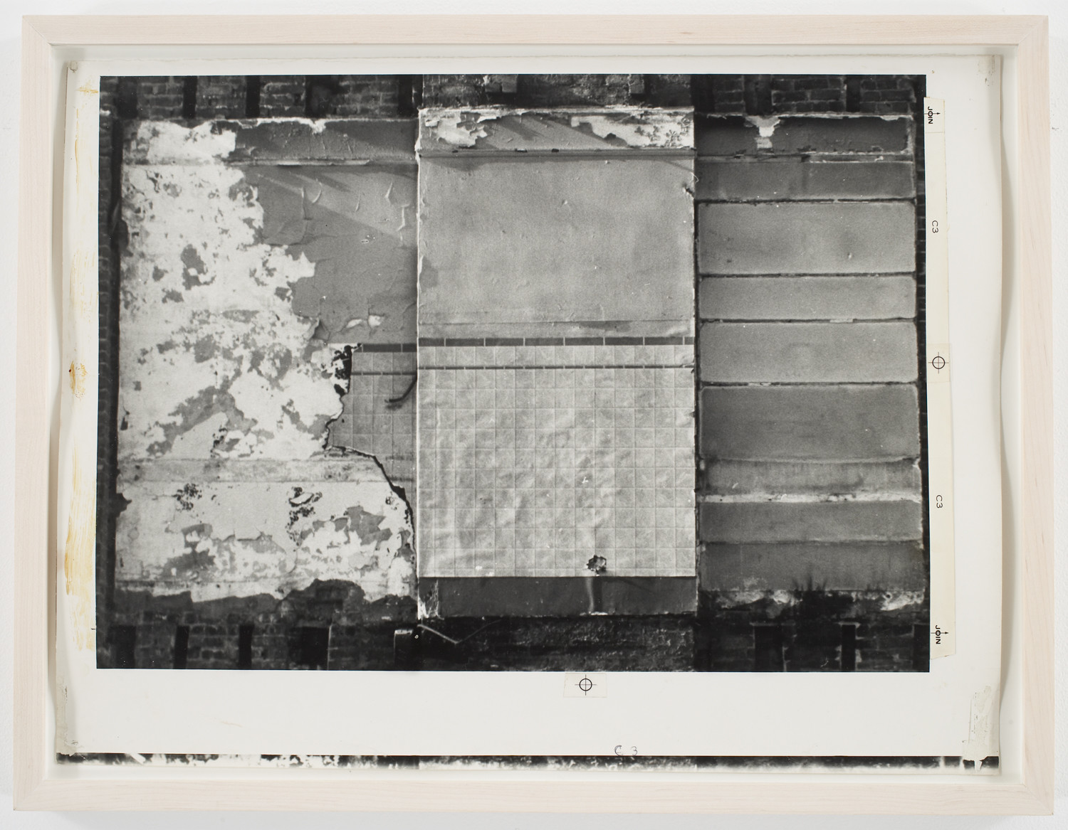 Gordon Matta-Clark's 'Walls' is just one of more than 100 pieces of the artist's work on display at The Bronx Museum of the Arts through April 8.