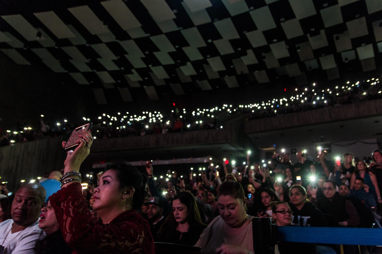 Nostalgia powers 'freestyle' concert at Lehman | The